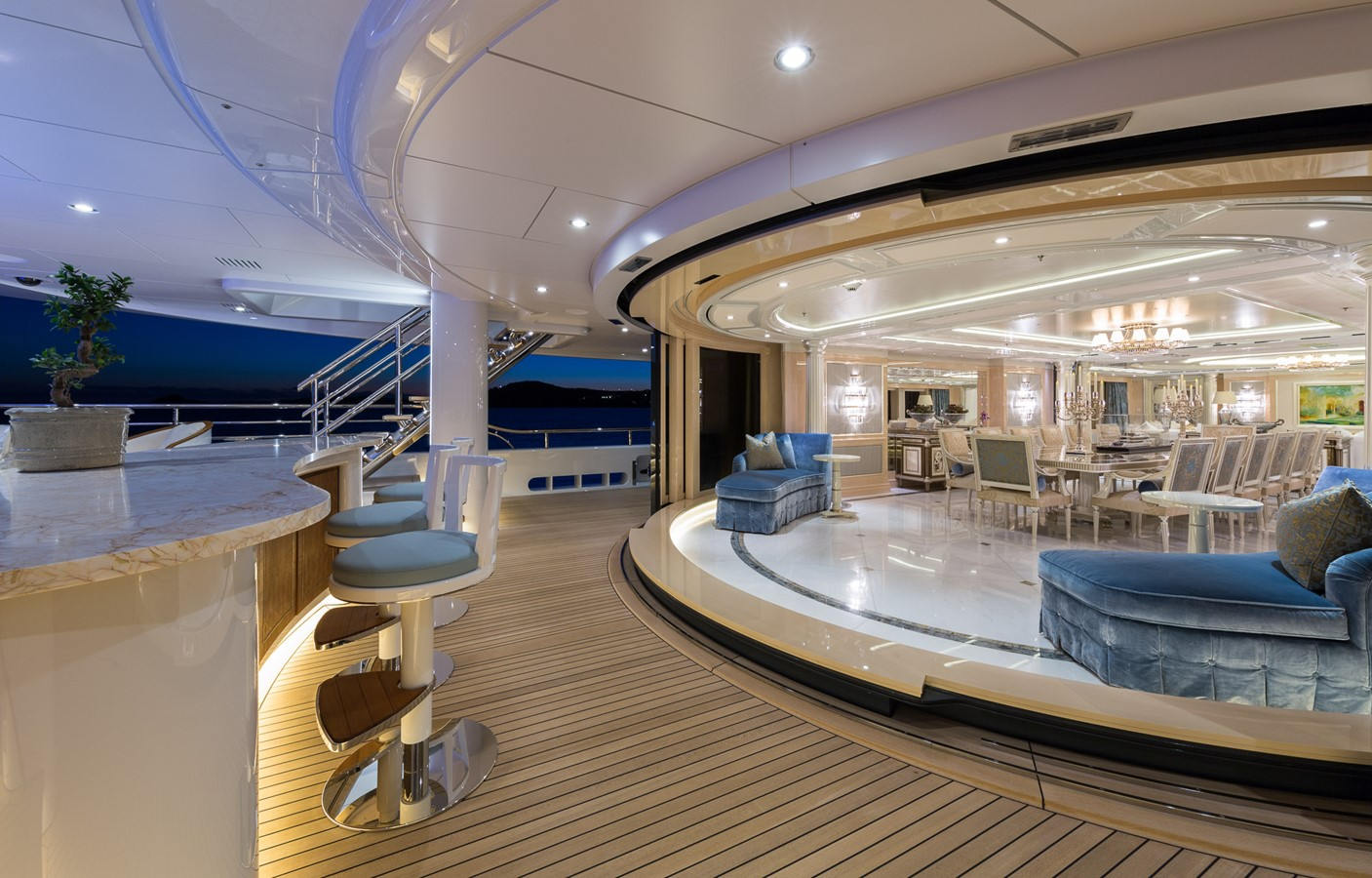 2016 AMELS Limited Edition 242 Mega Yacht 2682151