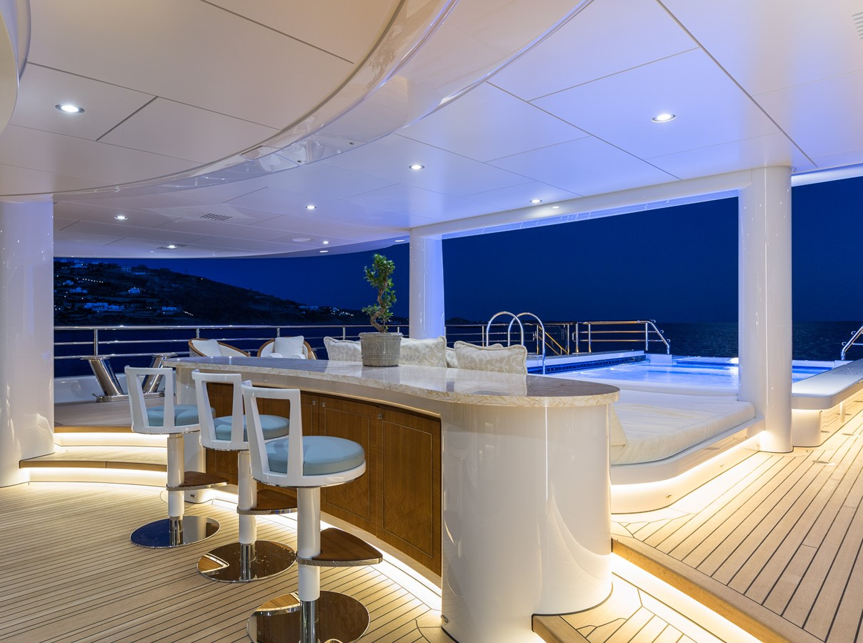 2016 AMELS Limited Edition 242 Mega Yacht 2682152
