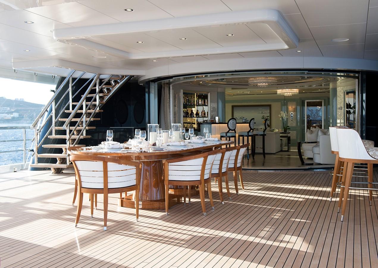 2016 AMELS Limited Edition 242 Mega Yacht 2682156