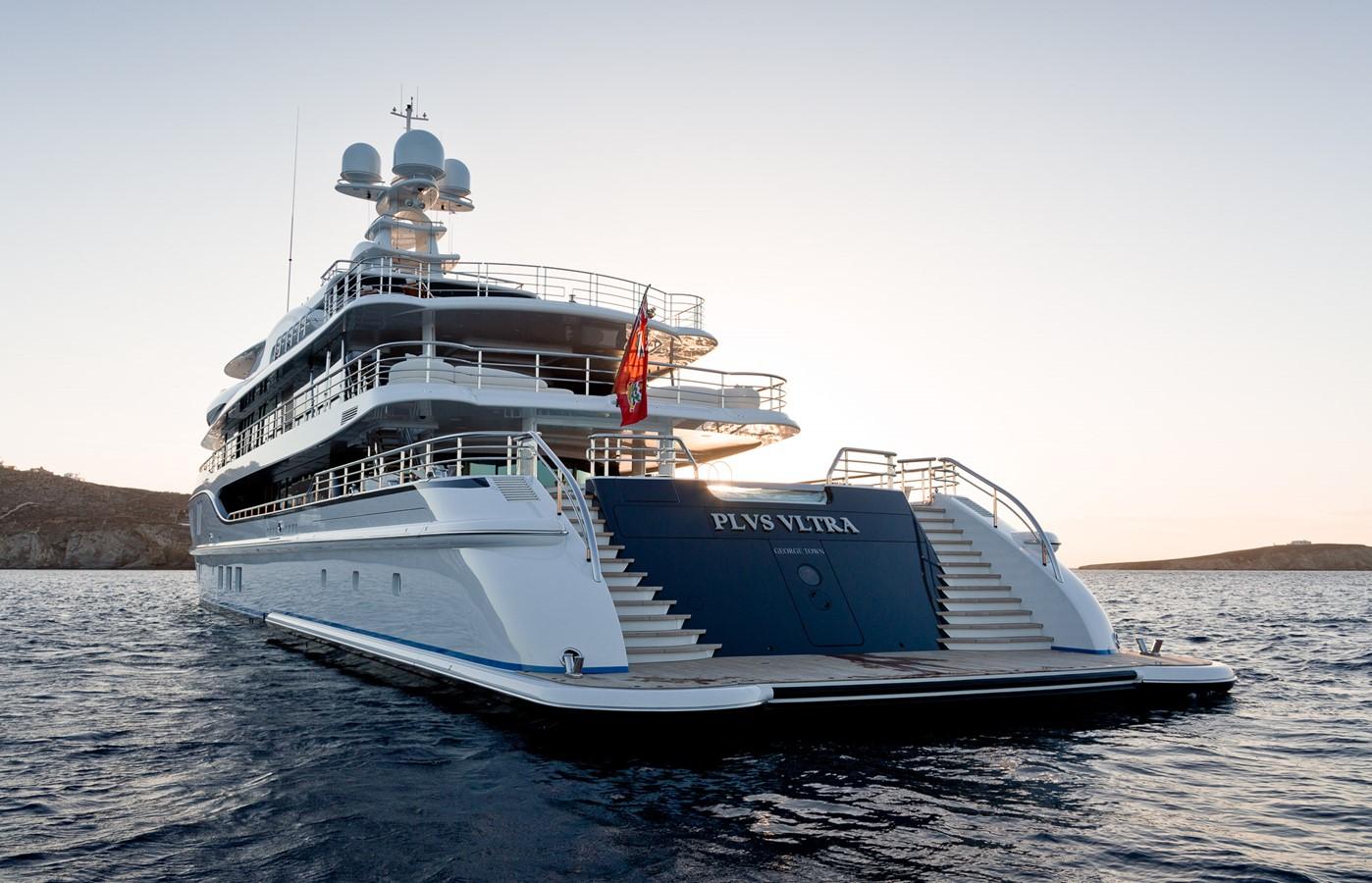 2016 AMELS Limited Edition 242 Mega Yacht 2682164