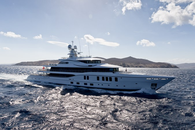 2016 AMELS Limited Edition 242 Mega Yacht 2682120