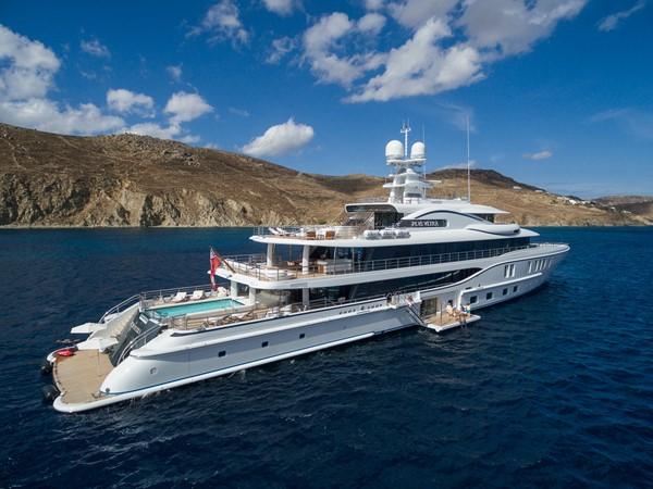 2016 AMELS Limited Edition 242 Mega Yacht 2682121