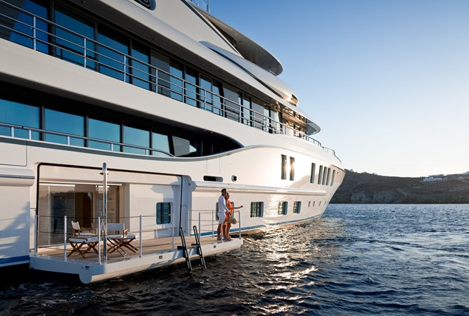 2016 AMELS Limited Edition 242 Mega Yacht 2682123