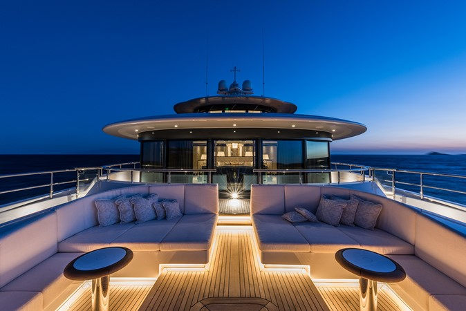 2016 AMELS Limited Edition 242 Mega Yacht 2682155