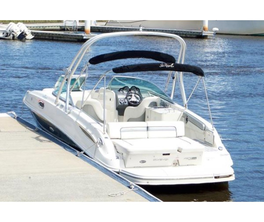 47194468_20190824080345667_1_LARGE 2009 SEA RAY 280 Sundeck Deck Boat 2675487