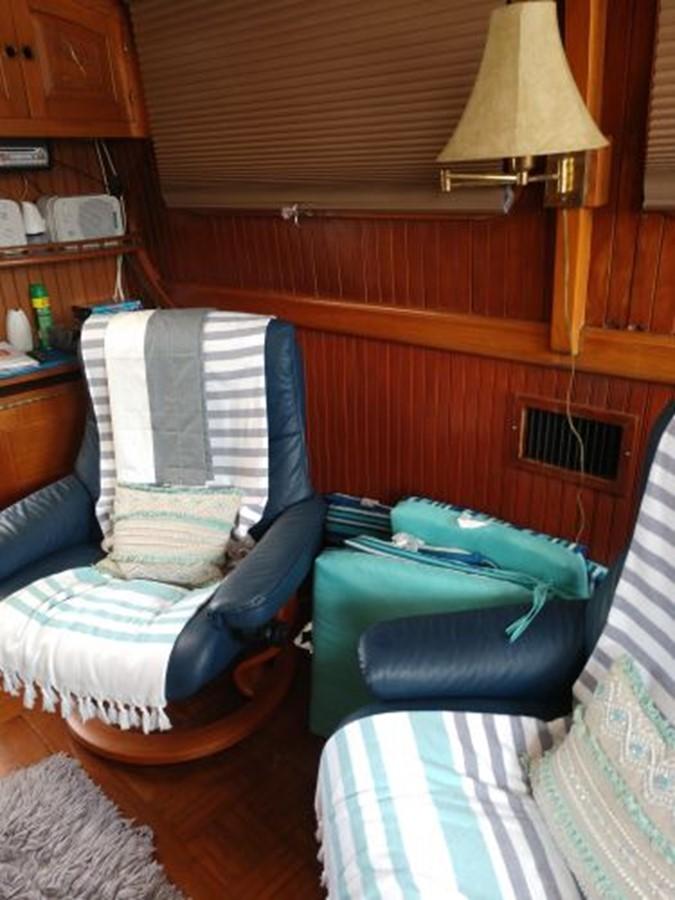 1990 ISLAND TRADER 40 Classic Yacht 2675764