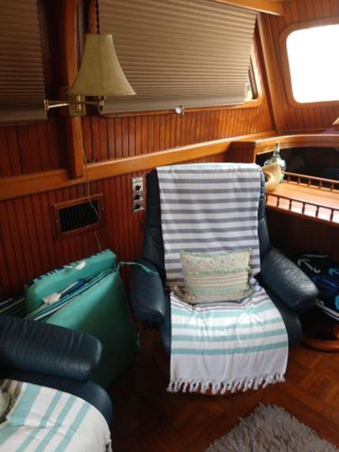 1990 ISLAND TRADER 40 Classic Yacht 2675765