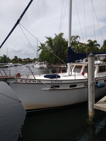 1990 ISLAND TRADER 40 Classic Yacht 2675752