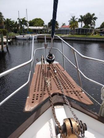 1990 ISLAND TRADER 40 Classic Yacht 2675758