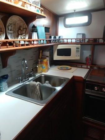 1990 ISLAND TRADER 40 Classic Yacht 2675760