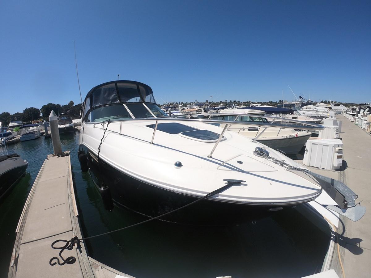 Starboard Slipped 2015 SEA RAY 280 Sundancer Cruiser 2676416
