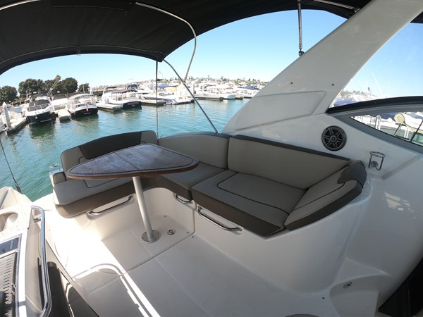 Entertainment Seating 2015 SEA RAY 280 Sundancer Cruiser 2676424