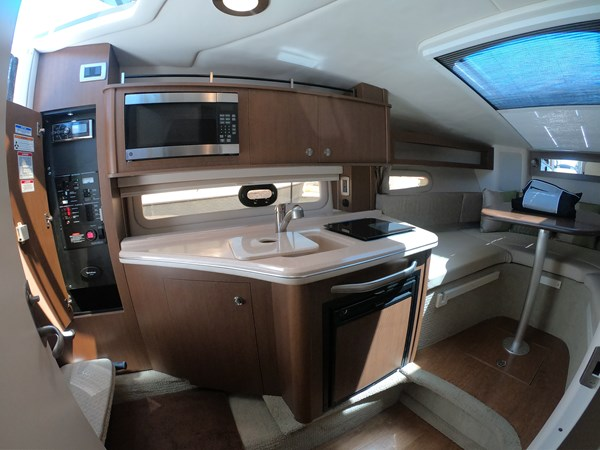 Galley 2015 SEA RAY 280 Sundancer Cruiser 2676443