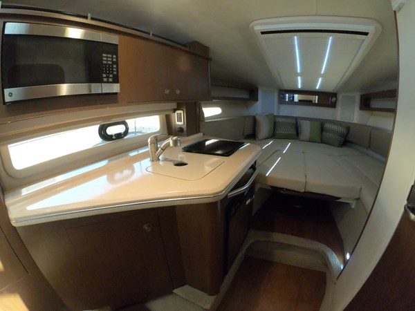 Converted Interior 2015 SEA RAY 280 Sundancer Cruiser 2676447