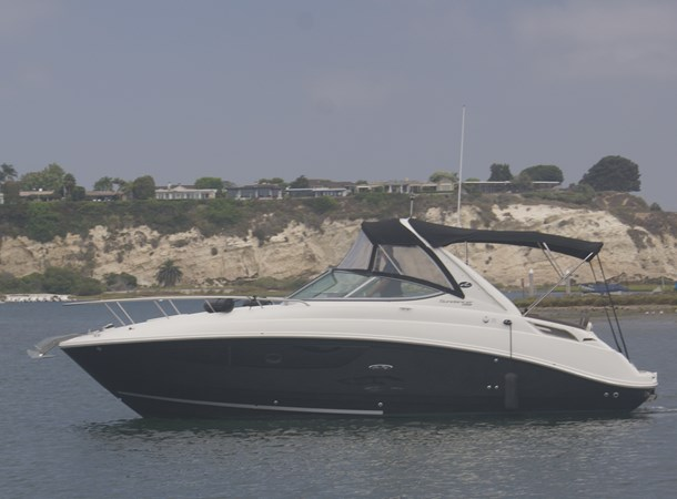 Port Side On the Water 2015 SEA RAY 280 Sundancer Cruiser 2679519