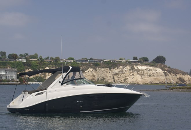 Starboard On the Water 2015 SEA RAY 280 Sundancer Cruiser 2679521