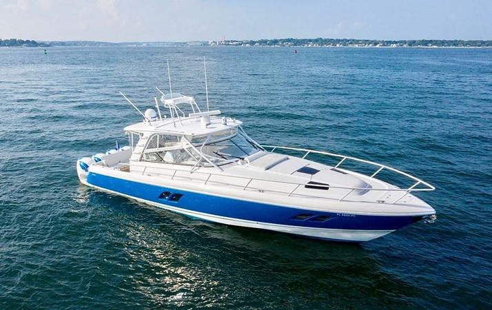 2015 INTREPID 475 Sport Yacht Cruiser 2677751