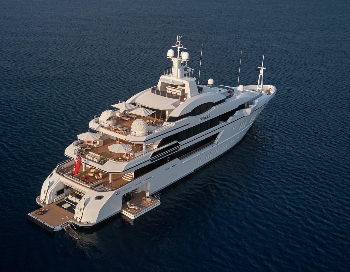 Above stb aft 2015 SUNRISE  Mega Yacht 2968887