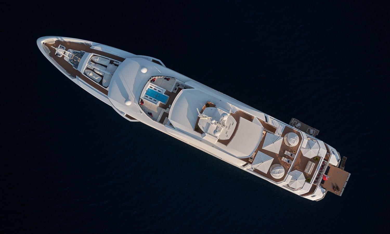 Above 2015 SUNRISE  Mega Yacht 2968888