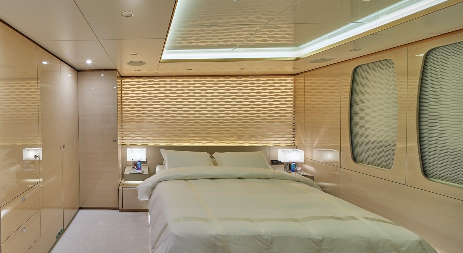 Guest cabin fwd stb. 2015 SUNRISE  Mega Yacht 2968899