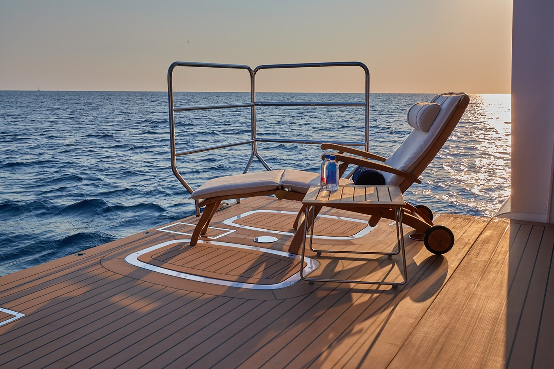 Gym overhang 2015 SUNRISE  Mega Yacht 2968903