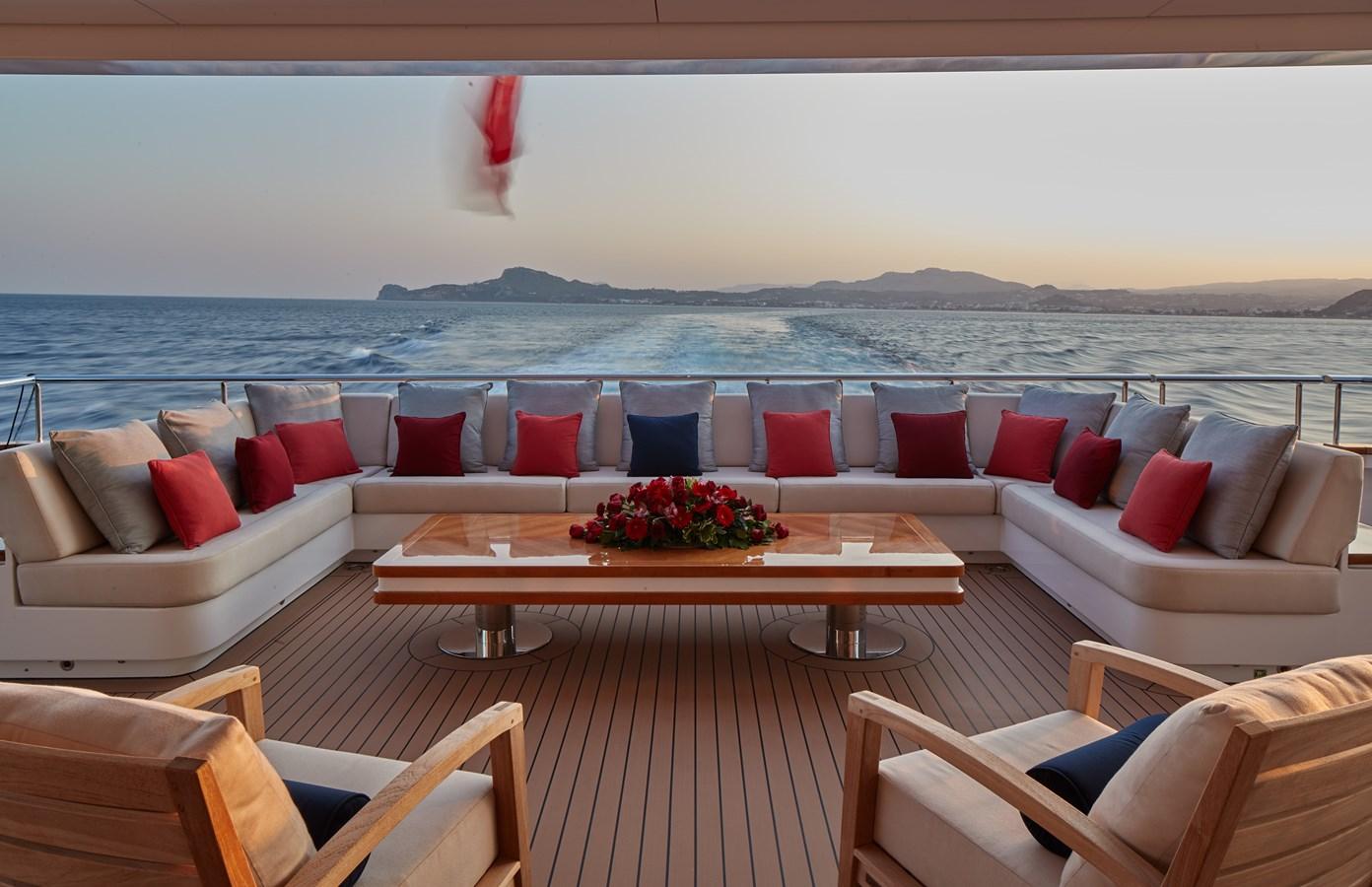 Main deck aft (3) 2015 SUNRISE  Mega Yacht 2968909