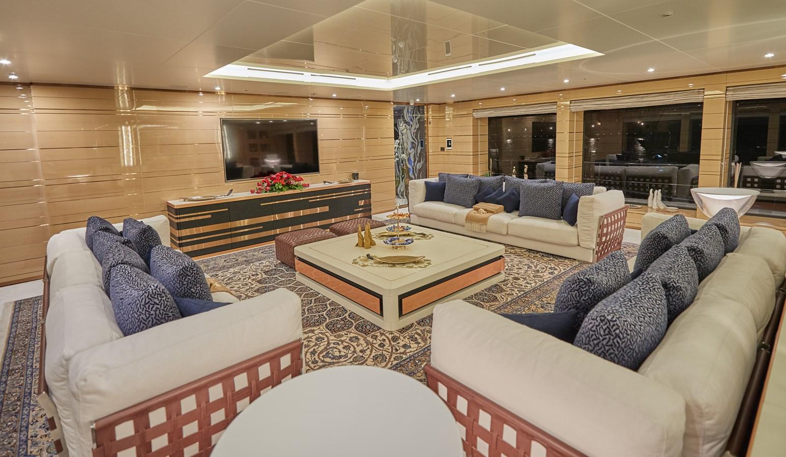 Main deck salon 2015 SUNRISE  Mega Yacht 2968913