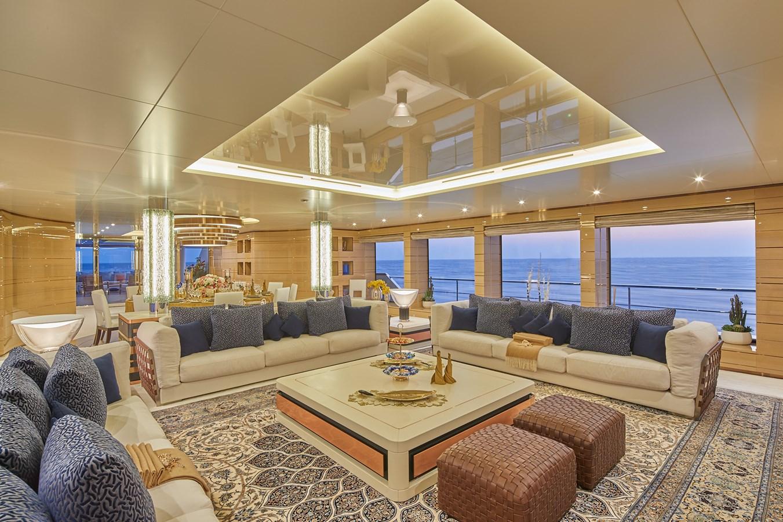 Main salon 2015 SUNRISE  Mega Yacht 2968914