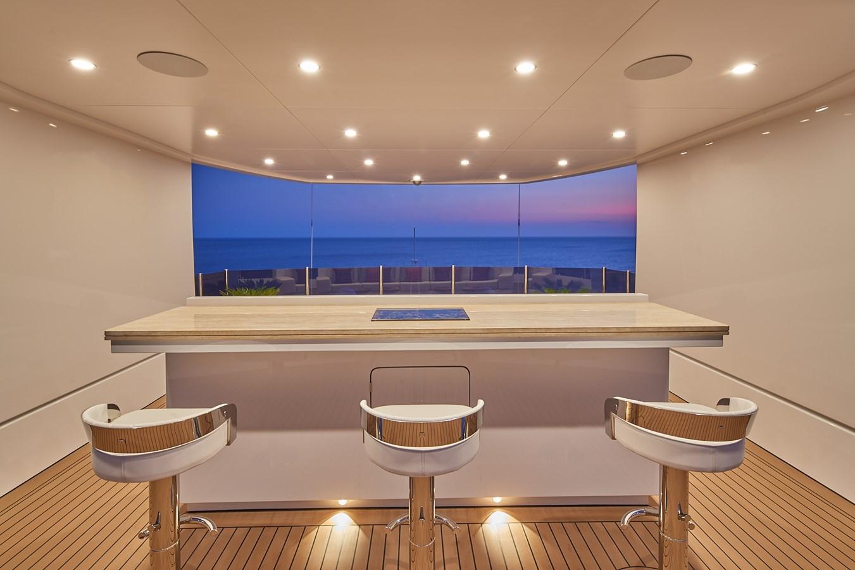 Observation deck 2015 SUNRISE  Mega Yacht 2968918
