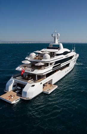 2015 SUNRISE  Mega Yacht 2678753