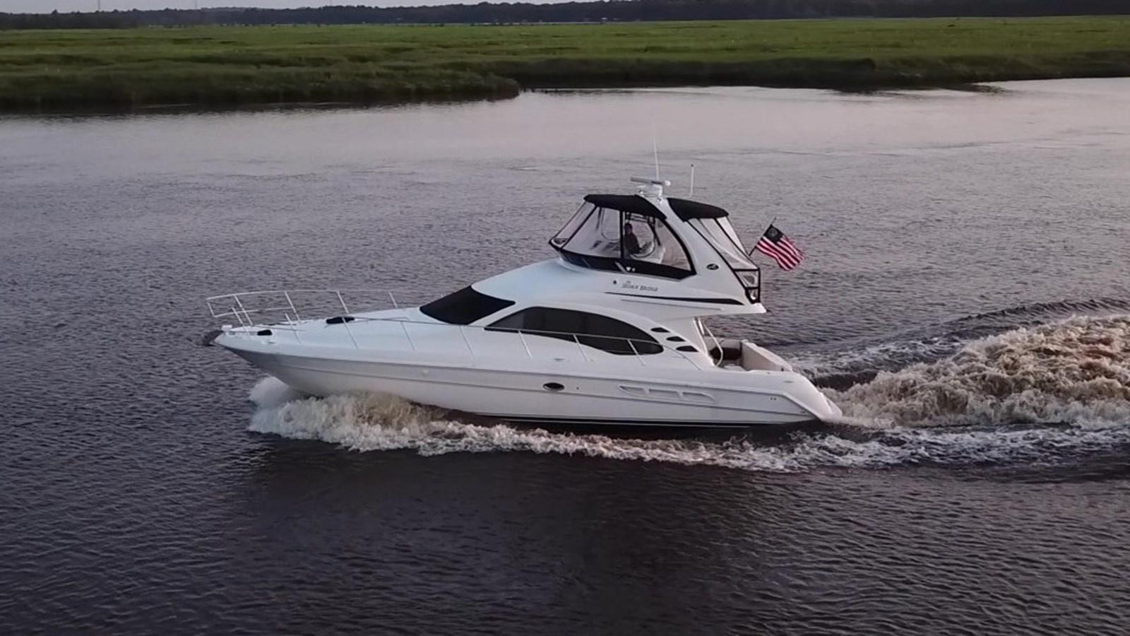 profile - 44 SEA RAY For Sale