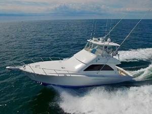 45' Viking Boats Convertible 258390