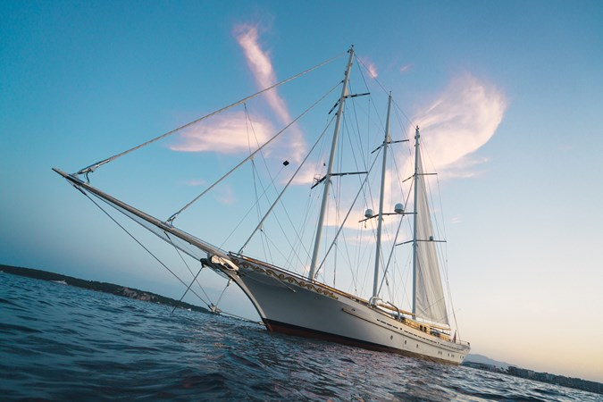 Anchored 2013 BALK SHIPYARD Three Mast Schooner Motorsailor 2681596