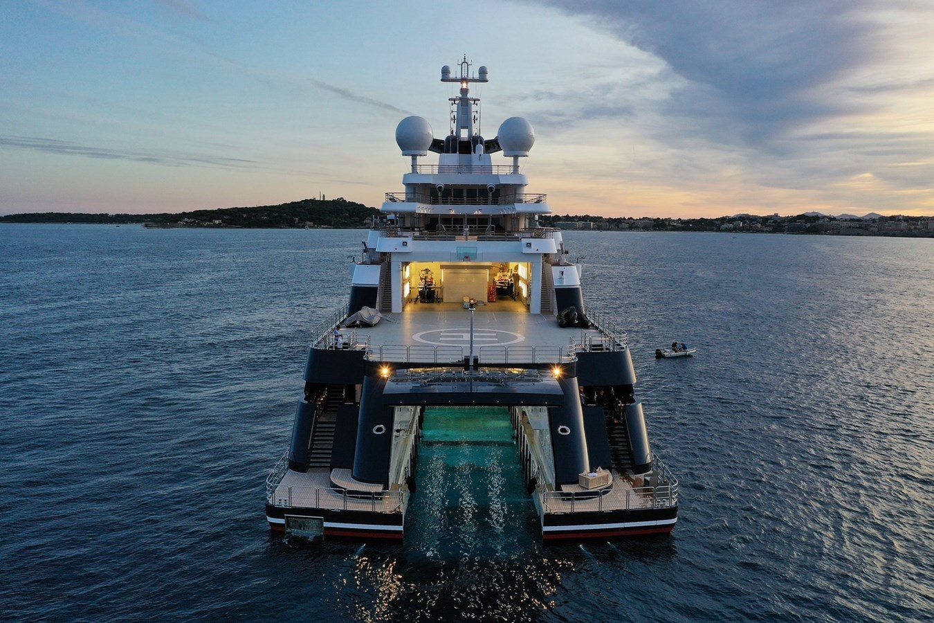 OCTOPUS_00006307_vb1563448 2003 LURSSEN Twin Screw Displacement Yacht Motor Yacht 2817165
