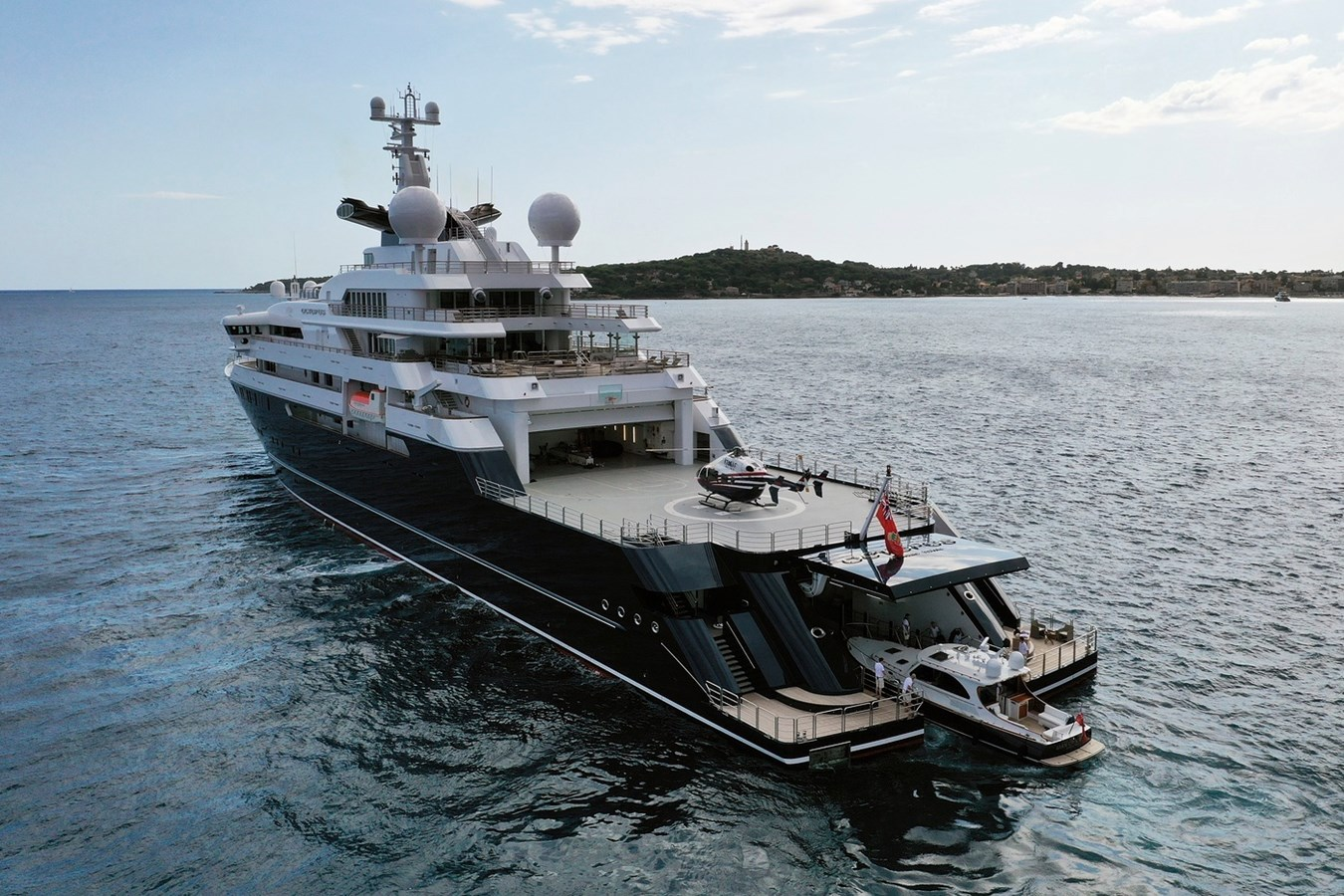 OCTOPUS_00006307_vb1574275 2003 LURSSEN Twin Screw Displacement Yacht Motor Yacht 2817166