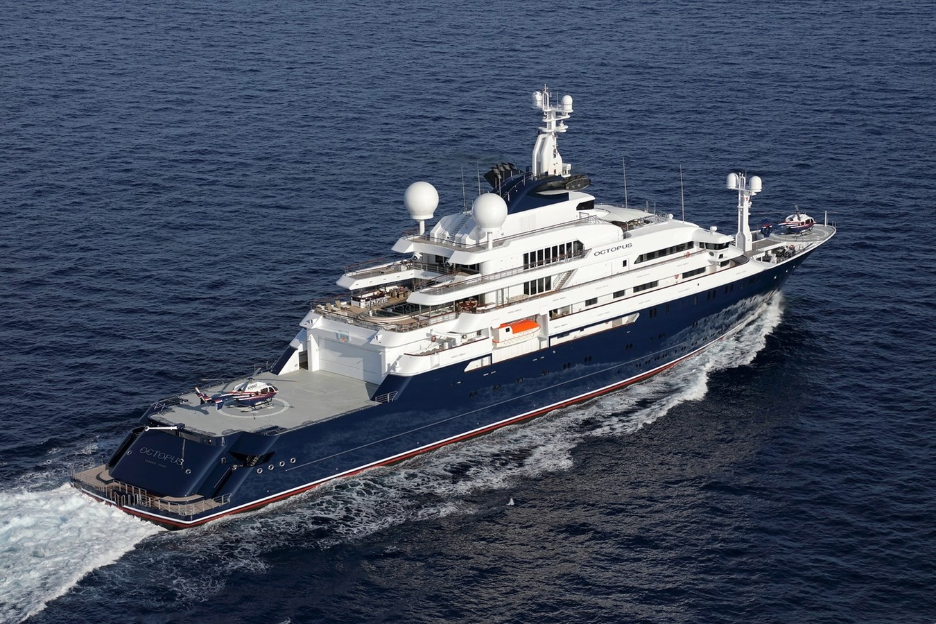 OCTOPUS_00006307_vb1574494 2003 LURSSEN Twin Screw Displacement Yacht Motor Yacht 2817174