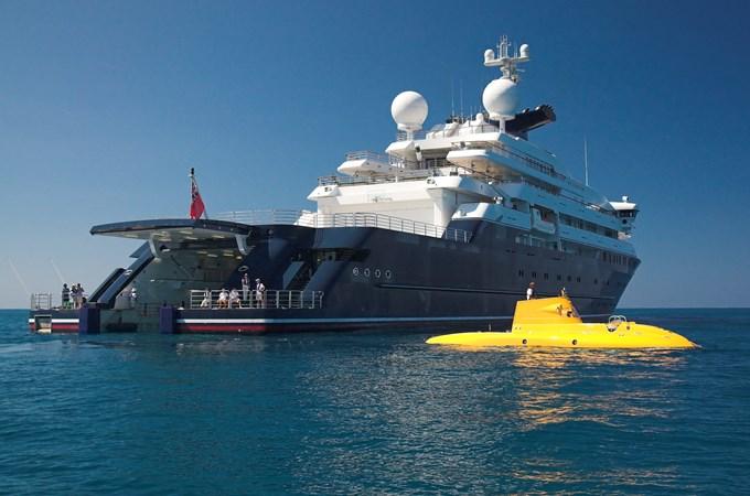 2003 LURSSEN Twin Screw Displacement Yacht Motor Yacht 2680641