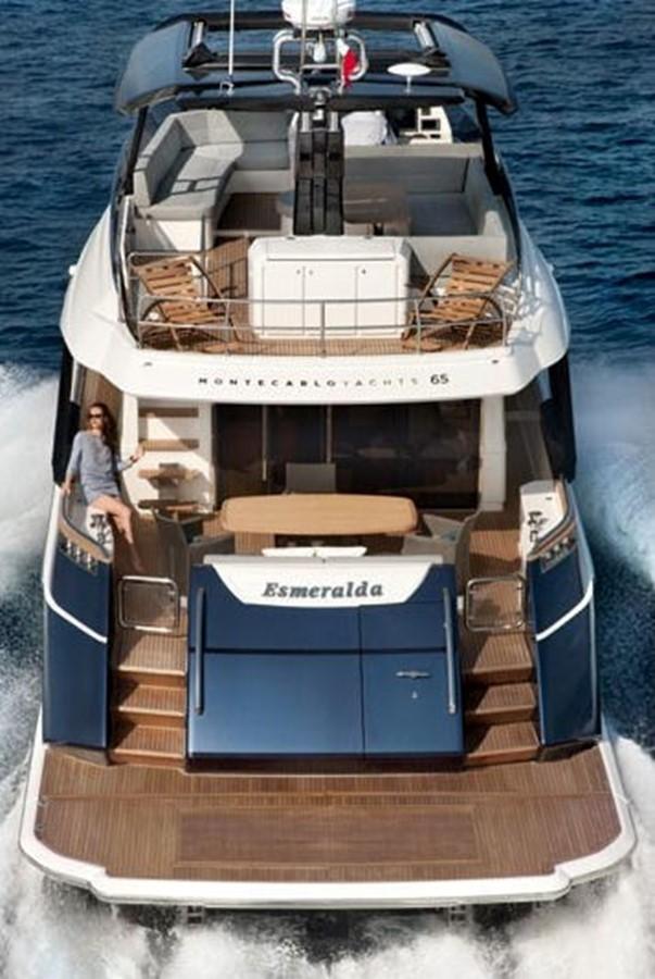 ESMERALDA yacht for sale