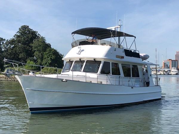 1 2009 GRAND BANKS 41 Europa Motor Yacht 2681337