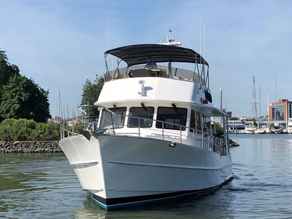 2009 GRAND BANKS 41 Europa Motor Yacht 2681338