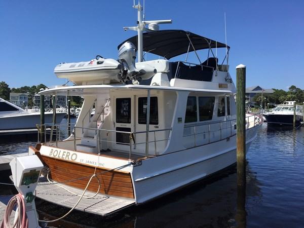 2009 GRAND BANKS 41 Europa Motor Yacht 2681340