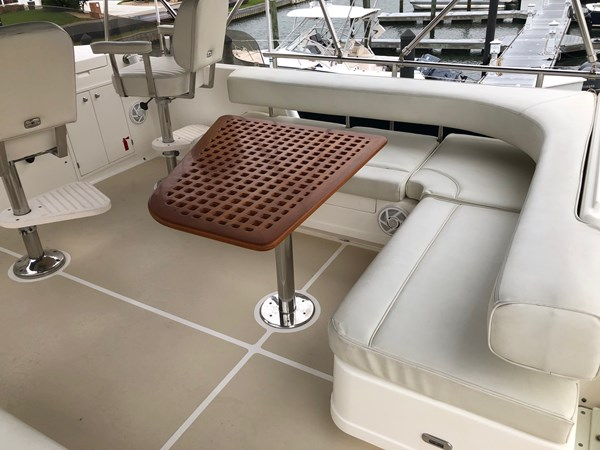 38 2009 GRAND BANKS 41 Europa Motor Yacht 2689057