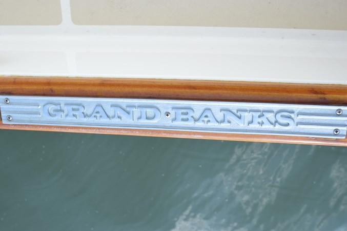 45 2009 GRAND BANKS 41 Europa Motor Yacht 2689064