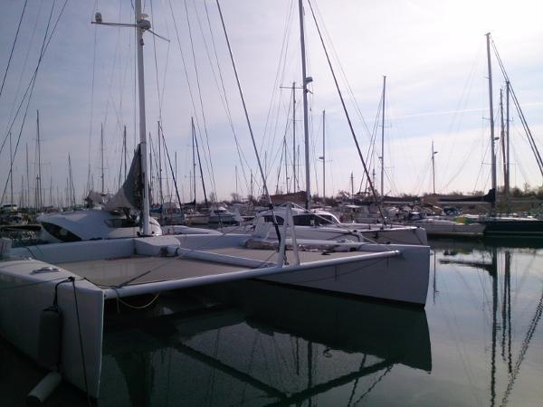 2009 CUSTOM  Catamaran 2681547