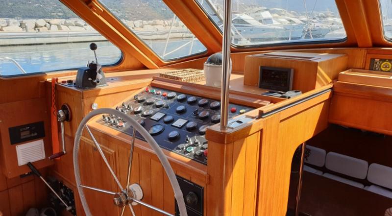 1985 Dubbel & Jesse Ed Dubois Aluminium Ketch Cruising Ketch 2681979