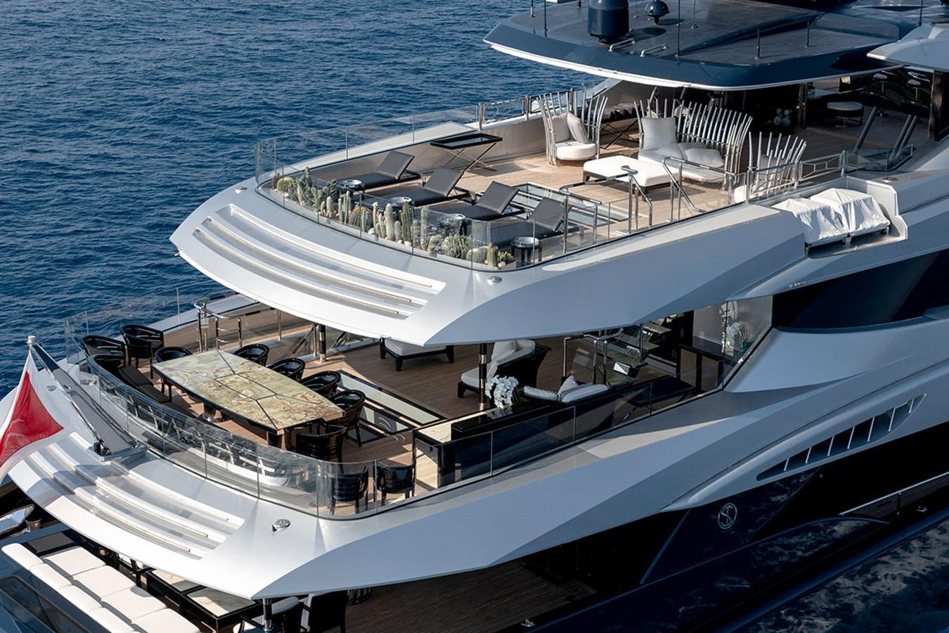 SARASTAR yacht for sale