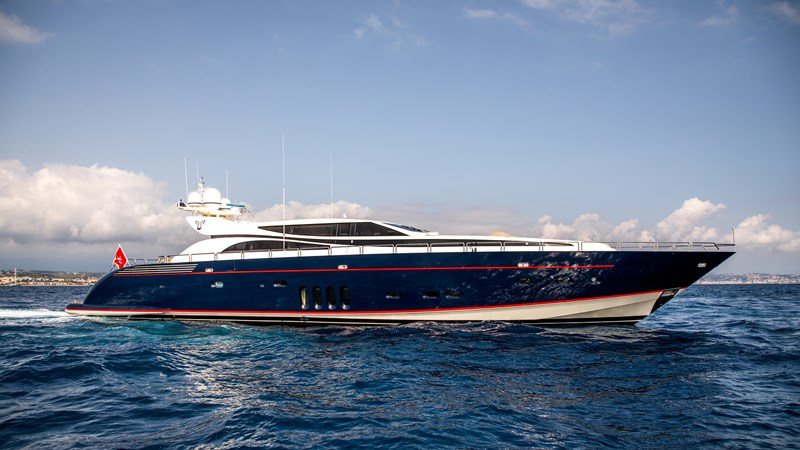 Cheeky-Tiger-Luxury-Yacht-26 2004 LEOPARD  Motor Yacht 2726710