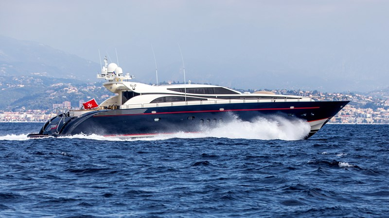 Cheeky-Tiger-Luxury-Yacht-23 2004 LEOPARD  Motor Yacht 2726714