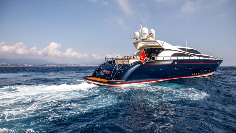 Cheeky-Tiger-Luxury-Yacht-25 2004 LEOPARD  Motor Yacht 2726715
