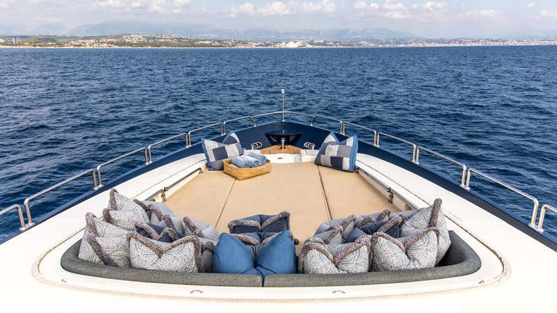 Cheeky-Tiger-Luxury-Yacht-19 2004 LEOPARD  Motor Yacht 2726718